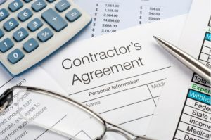 contractor-contract