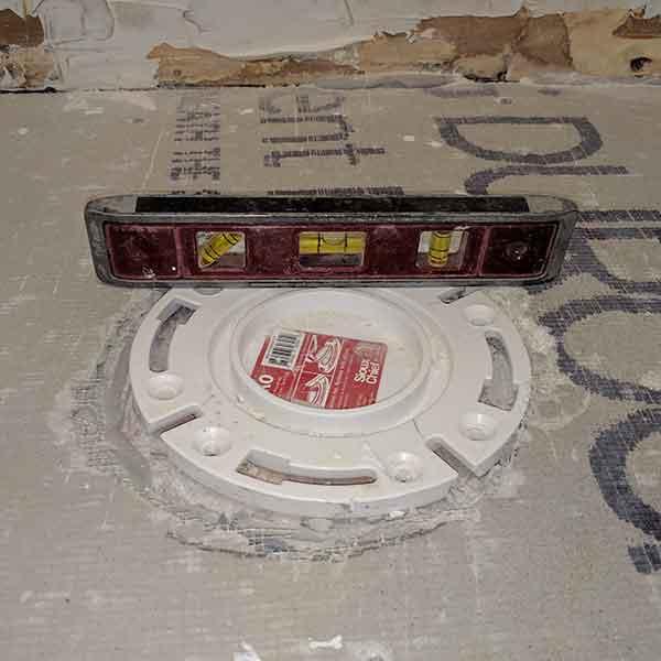 improper plumbing