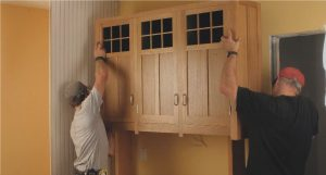 improper-cabinet-installation