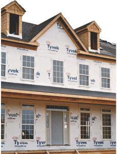 Tyvek house wrap must be installed properly, Först Consulting Group